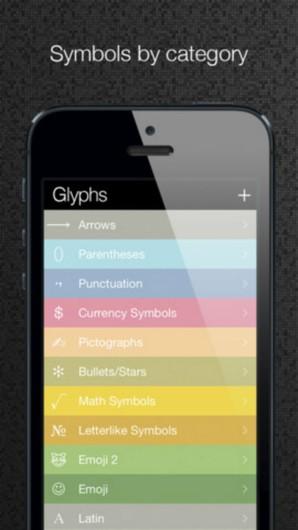 Glyphs+