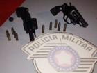 Grupo suspeito de roubos a chácaras em São Roque é preso com armas