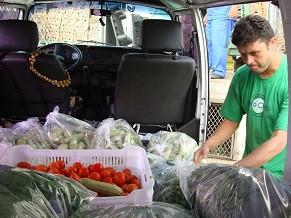 Os principais gastos da Associação Prato Cheio são na distribuição dos alimentos (Foto: Divulgação/ Associação Prato Cheio)