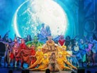 Musical é inspirado  na cultura indígena (Divulgação/Claudio DiSouza)