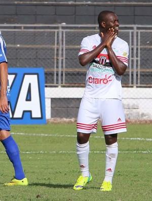 Zé Roberto, meia-atacante do Botafogo-SP (Foto: Rogério Moroti/Ag. Botafogo)