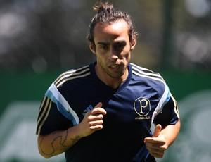 Valdivia Treino do Palmeiras (Foto: Cesar Greco / Ag Palmeiras / Divulgação)