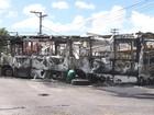 Após incêndios, ônibus de Simões Filho são recolhidos 7h mais cedo