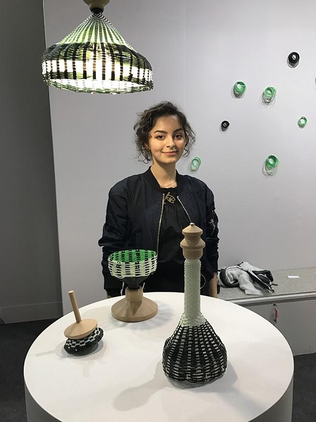 Ambiente 2017: conheça 19 jovens talentos do design sustentável (Foto: Amanda Sequin)