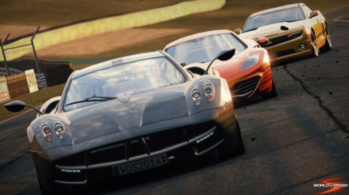 Prepare-se para pilotar carros potentes em World of Speed (Foto: Destructoid)