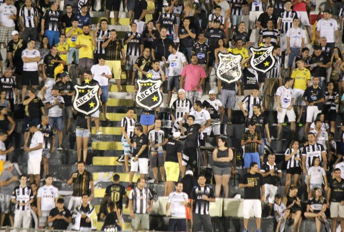 Torcida ABC Estádio Frasqueirão (Foto: Frankie Marcone/ABC FC/Divulgação)