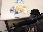 Idoso é preso com drogas em um bar no centro de Petrópolis, no RJ