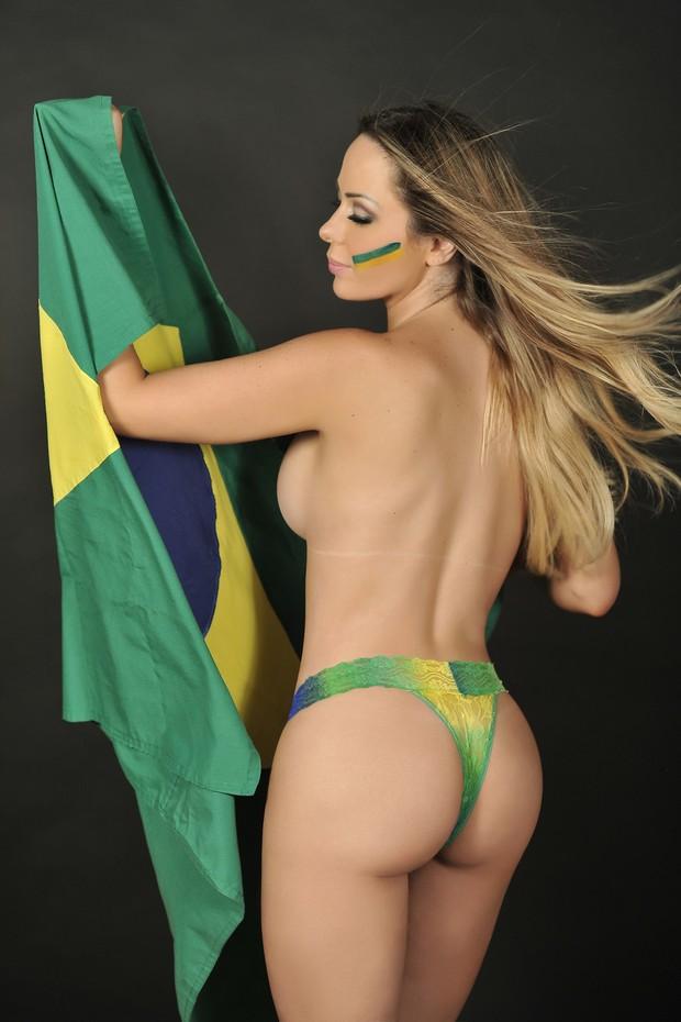 Juliana Isen (Foto: Divulgação)