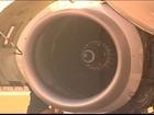 Avião tem pane em turbina e voo é cancelado no aeroporto de Vitória