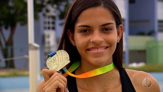 Irmã de zagueiro, potiguar vai a Sul-Americano de Atletismo em junho