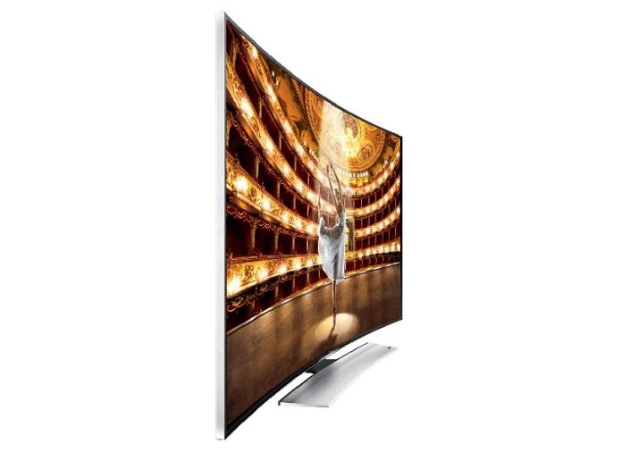Esta Samsung tem visual arrojado e ainda é bem grande (Foto: Divulgação/Samsung)