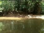 Lançamento de esgoto causou morte de peixes no rio Lontra, diz relatório