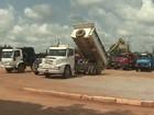 Sem receber, caçambeiros param mais de 90 máquinas em Rio Branco