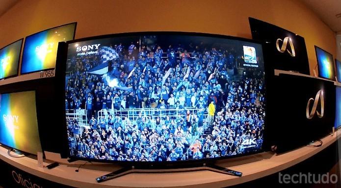 TVs oferece diferentes qualidades de som (Foto: Fabricio Vitorino/TechTudo)