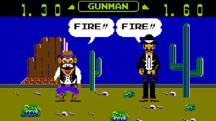 Wild Gunman estará disponível para uma nova geração de jogadores no Nintendo Wii U (Foto: Reprodução/Paste Magazine)