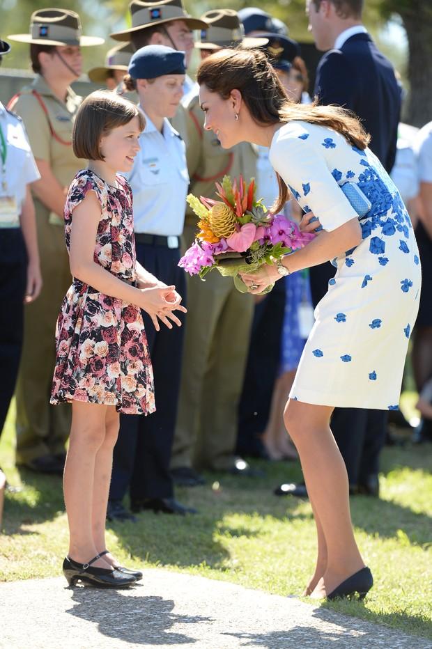 Kate Middleton (Foto: Agência AFP)