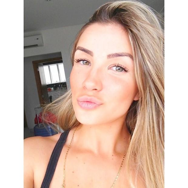 Aline, ex-BBB (Foto: Reprodução/Instagram)