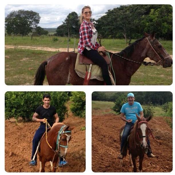 Andressa Suita e Gustavo LIma (Foto: reprodução/Instagram)