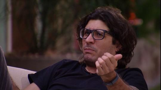 Ilmar declara sobre Daniel: 'Nas duas primeiras semanas, era protagonista'