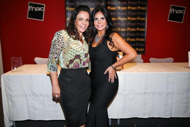 Sula Miranda e Gretchen (Foto: Manuela Scarpa/Photo Rio News)