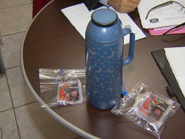 Dez pessoas são envenenadas com café de empresa em Santa Bárbara (Foto: Reprodução EPTV)