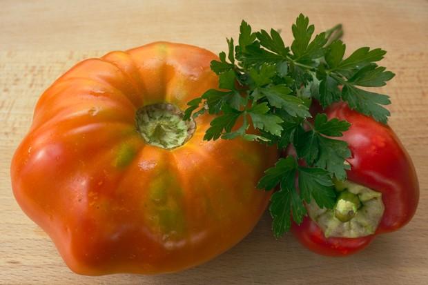 Alimentos orgânicos (Foto: SXC)