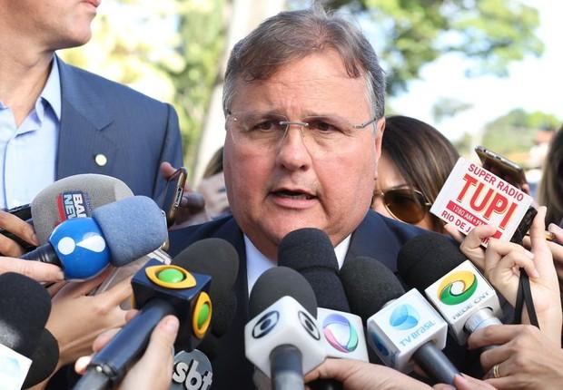 O ministro Geddel Vieira Lima, da Secretaria de Governo (Foto: Valter Campanato/Agência Brasil)