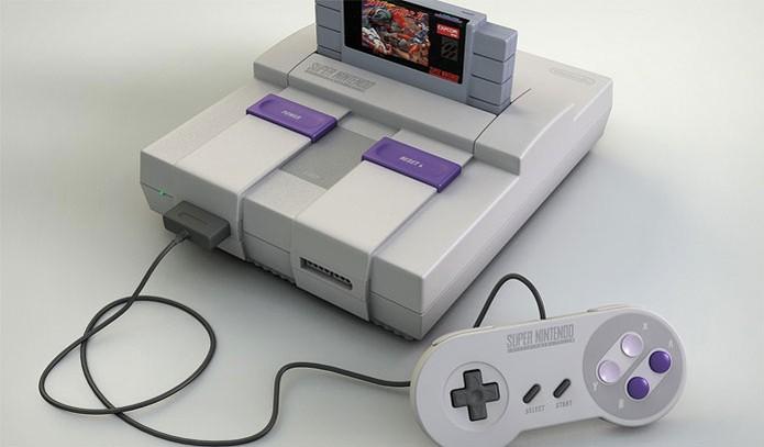 O Super Nintendo foi um console com alguns acessórios bizarros (Foto: Divulgação) (Foto: O Super Nintendo foi um console com alguns acessórios bizarros (Foto: Divulgação))