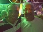 Prefeito de Aracaju e Governador de SE comemoram sucesso do Pré-Caju