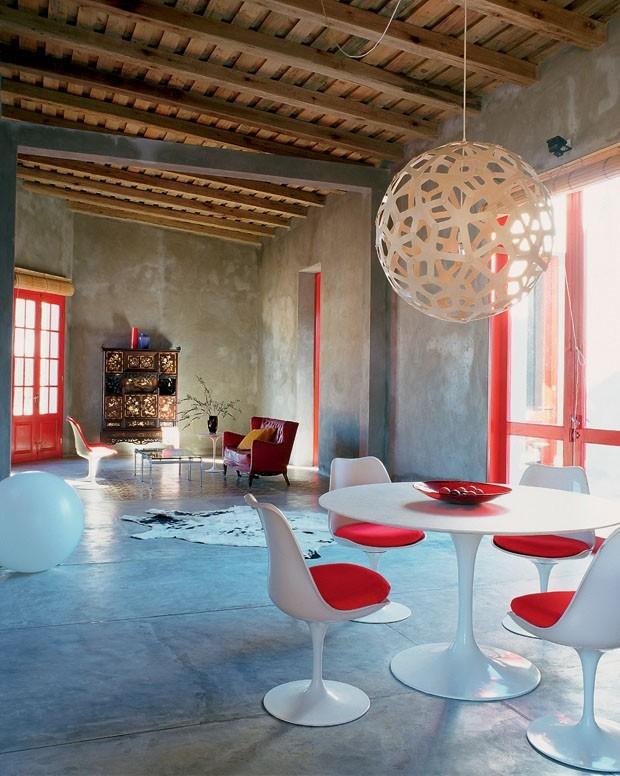 Top 10 Interior Design Schools In The U S: Top 10: As Casas De Campo De 2012 - Casa Vogue