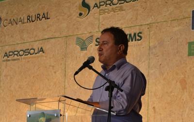 Coordenador do Gite da Embrapa, Evaristo Miranda (Foto: Anderson Viegas/G1 MS)