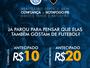 Bilhetes de Confiança x Botafogo-PB estão à venda com duas promoções