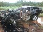 Empresário do TO morre após bater de frente com caminhão na BR-153