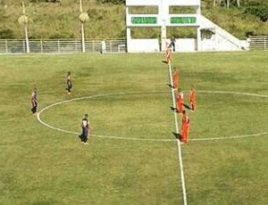 Campeonato Capixaba 2017: Real Noroeste x Doze (Foto: Cláudenice Palmeira)