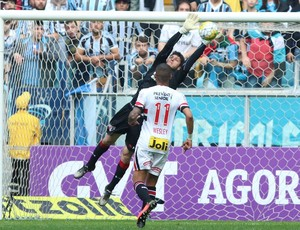 Denis São Paulo (Foto: Rubens Chiri / site oficial do São Paulo FC')