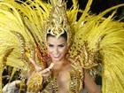 Grávida, Bianca Leão quer seguir como rainha de bateria da União da Ilha
