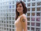 Mayana Neiva rejeita status de mulher bonita: 'É bacana que o ator seja feio'