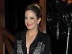 Ticiane Pinheiro fala sobre namoro com Tralli: 'Rafinha acha que é amigo'