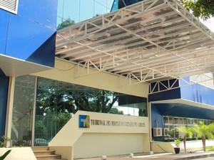 TCE do Amapá teve cinco conselheiros afastados em 2012 (Foto: Ascom/TCE/AP)