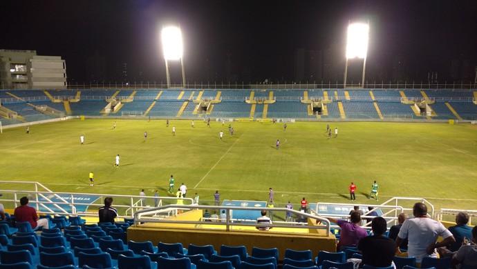 Ceará x Fortaleza Campeonato Cearense Master PV final (Foto: Juscelino Filho)