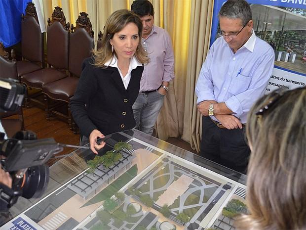 Construção de novas plataformas custará R$ 1,2 milhão (Foto: Adriano Oliveira/G1)