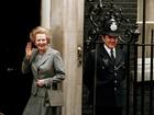 Bolsas de mão de Margaret Thatcher vão a leilão em Londres