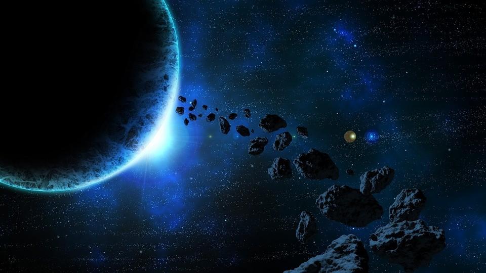 Projeto de estudantes deseja lançar espaçonave para investigar asteroide (Foto: Pixabay/UKT2)