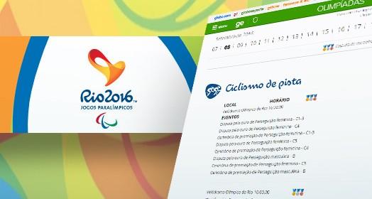 na agenda (globoesporte.com)
