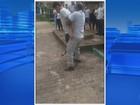 Ex-policial militar agride aluno em escola pública de RR; veja vídeo