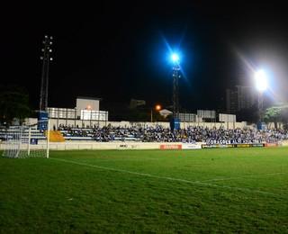 Estádio Joaquinzão Taubaté apagão (Foto: Bruno Castilho/E.C. Taubaté)