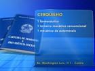 PATs oferecem mais de 150 vagas de emprego em Itapetininga e região