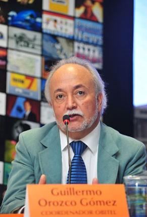 Guillermo Orozco Gómez (Foto: Studio 3X)