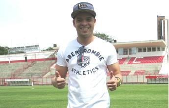 Mogi aprimora parte física de Lulinha para ter estreia do meia contra o XV