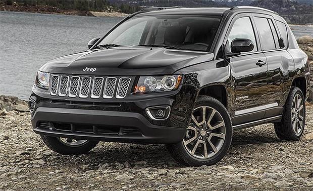 Jeep Compass 2014 (Foto: Jeep)